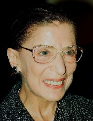 """A Beautiful Ruth Bader Ginsburg"" by John Mathew Smith & www.celebrity-photos.com is licensed with CC BY-SA 2.0. To view a copy of this license, visit https://creativecommons.org/licenses/by-sa/2.0/"